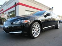 New Price! 2014 Jaguar XF Supercharged Black AWD **NEW