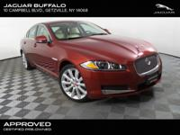 2014 Jaguar XF! Supercharged! AWD! Jaguar Certified! A