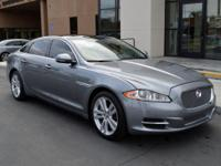 Right here we have a sensational 2014 AWD XJL Portfolio