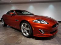 **CERTIFIED** This 2014 Jaguar XKR Coupe  is offered in