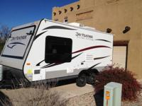 2014 Jayco Jay Feather Ultra Lite X19H. 2014 Jayco Jay