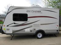2014 Jayco Jay Feather Ultra-Lite M-X17Z. This one