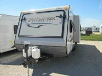 2014 Jayco Jay Feather 23 B Hy-brid  Blending