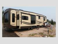 Length: 36.5 feet Year: 2014 Make: Jayco Model: