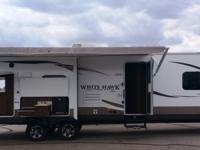 2014 Jayco White Hawk Ultra Lite Series M-33 RSKS