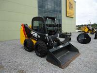2014 JCB 155 155 W Skidsteer the little platform 1