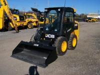 2014 JCB 175 2014 JCB 175 Skid Steer the brand-new