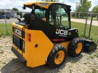 2014 JCB 190 Cab & A/C High Flow 2 Speed QuickHitch Cab