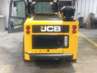 2014 JCB 205T Cab & A/C High Flow 2 Speed ISO or H