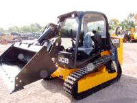 2014 JCB 260T NEW 2014 JCB 260T Tier 4 Compact Tracked