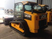 Skid Steers Track. Like ergonomic controls an extremely