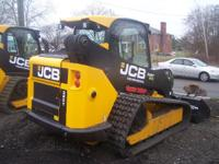 Skid Steers Track 3545 PSN. Created for comfort safety