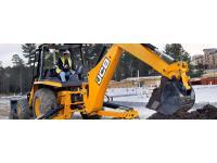 2014 JCB 3CX Backhoe 14' Dig Depth Manual SAE Controls