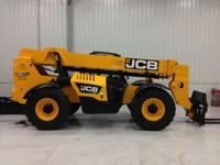 2014 JCB 507-42 Cab with Heat & A/C Worklights 2 Lever