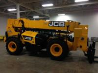 2014 JCB 514-56 Full Cab with A/C Servo: 2 Lever 1 Aux