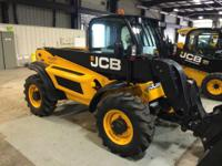 2014 JCB 527-55 Cab with Heat & A/C Servo: 2 Lever 1