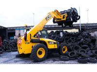 Telehandlers Construction 5445 PSN. It rests on a