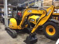 Excavators Mini Excavators. 2014 JCB 8035 ZTS JCB 8035
