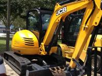 A comfy operator is a productive one. Each JCB midi