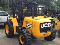Forklifts/ Lift Trucks Rough-Terrain 6038 PSN. Lease