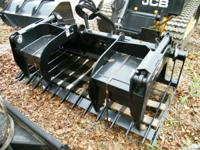 "2014 JCB HBG76 72"" ROOT GRAPPLE NEW 72"" JCB ROOT"