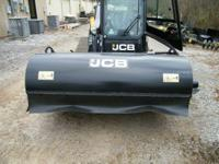 "2014 JCB SC72 72"" SWEEPER COLLECTOR NEW JCB 72"" SWEEPER"