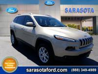 4WD! LATITUDE! REAR VIEW CAMERA! TOUCH SCREEN! FRESH