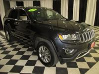OVERVIEW This 2014 Jeep Grand Cherokee 4dr 4WD 4dr