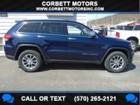 NICE 2014 JEEP GRAND CHEROKEE LIMITED 4X4 - 3.6L 6