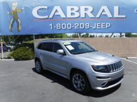 Step into the 2014 Jeep Grand Cherokee! Maximum utility