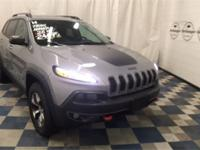 New Price! Clean CARFAX. Anvil Clear Coat 2014 Jeep