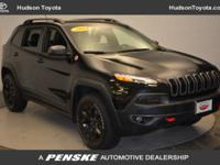 INCLUDES WARRANTY, SERVICE RECORDS AVAILABLE, Cherokee