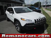 Enter the 2014 Jeep Cherokee! Special in its class,