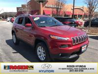 **HARD TO FIND** 2014 Jeep Cherokee Altitude with only
