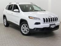 2014 Jeep Cherokee Latitude UCONNECT Handsfree