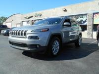 Take command of the road in the 2014 Jeep Cherokee!
