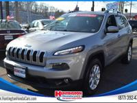 Recent Arrival! Clean CARFAX. 2014 Jeep Cherokee