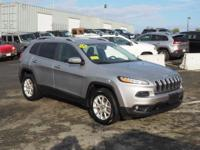 CARFAX 1-Owner, Local One Owner, Jeep Certified. PRICED
