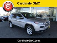 CARFAX One-Owner. Clean CARFAX. Silver 2014 Jeep
