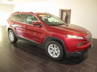 Options:  2014 Jeep Cherokee