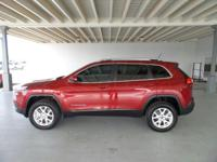 Sturdy and dependable, this Used 2014 Jeep Cherokee