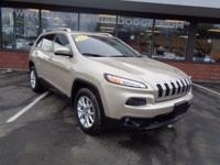 This Cherokee was just traded, more information to