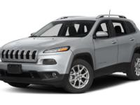 Options:  2014 Jeep Cherokee Latitude|Web Special!!