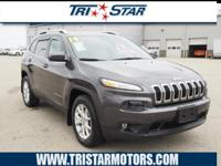 Get ready to go for a ride in this 2014 Jeep Cherokee