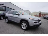 You'll love the look and feel of this 2014 Jeep