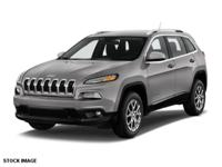 This will be THE nicest Cherokee Latitude you will