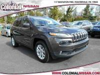 Check out this 2014 Jeep Cherokee Latitude which is a