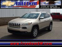 Exterior Color: cashmere pearlcoat, Body: SUV, Engine: