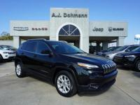 Options:  2014 Jeep Cherokee Latitude 2Wd|This Vehicle