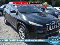 Options:  2014 Jeep Cherokee Latitude|Miles: